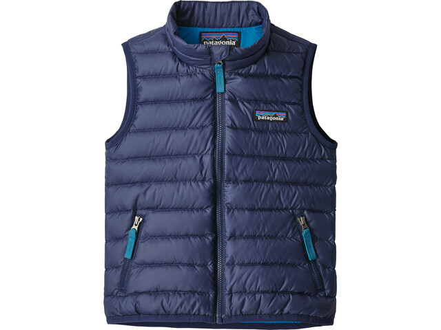 Patagonia Baby Down Sweater Vest Kids classic navy